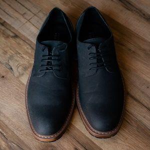 Perry Ellis Portfolio Sterling Wide Dress Shoes